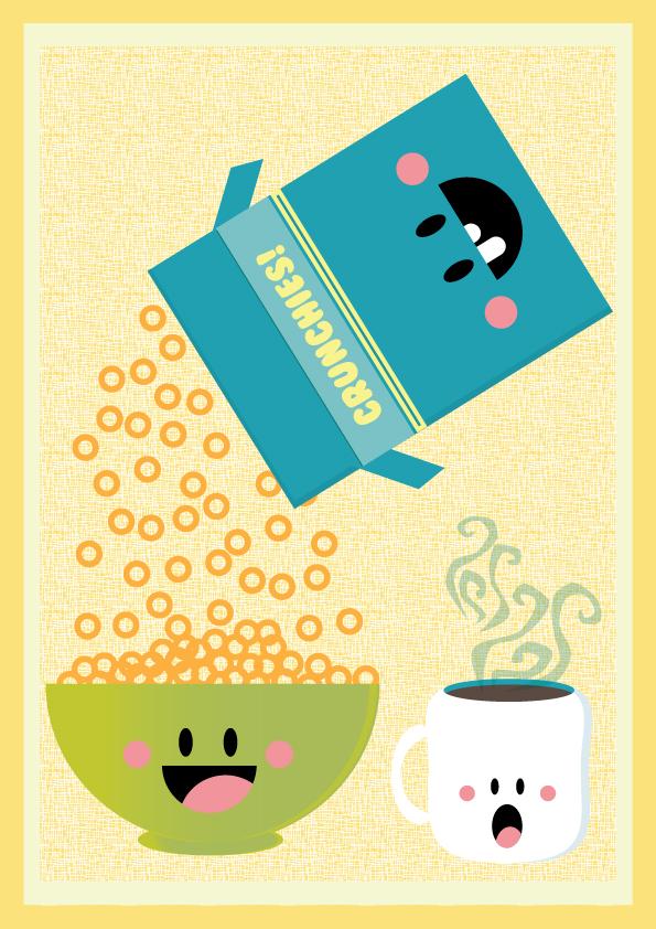 .:Super Breakfast:. by purpleoctopussy