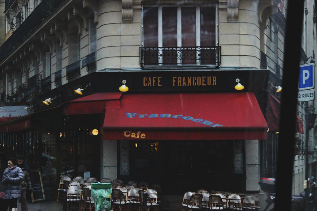 Take Me To Paris. by trepas