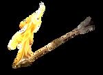 Fire Arrow Png