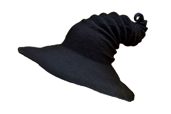 Witch Hat Stock Png by Tekmile on DeviantArt