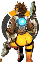 Tracer by RamArtwork