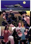 Catwoman x Black Cat comic 4