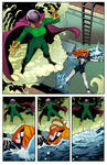 Spider Woman page by RamArtwork