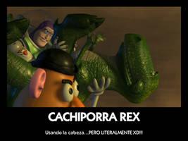 Usando La Cabeza Desmotivacional by MarioStrikerMurphy