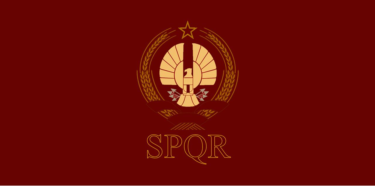 Flag of the Roman Republic by MarioStrikerMurphy on DeviantArt