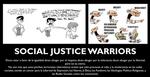 Desmotivacional: Social Justice Warriors by MarioStrikerMurphy