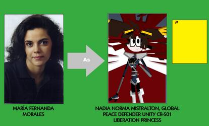 L.A.Voice Actor Meme 001: Nadia Norma Mistralton by MarioStrikerMurphy