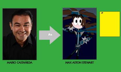 L.A.Voice Actor Meme 031: Max Aston Stewart by MarioStrikerMurphy