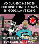 Meme: Godzilla VS Kong
