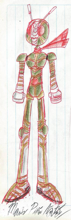 Masaru Aso, Kamen Rider Z-Organism