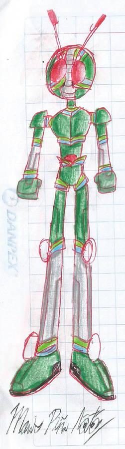 Koji Segawa, Kamen Rider J