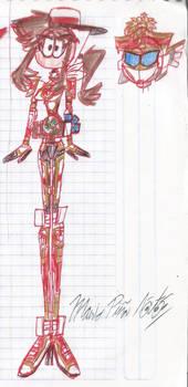 Violetta Fleming, Kamen Rider Royal
