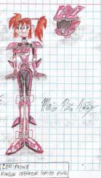 Lexi Payne, Ranger Operator Series Pink