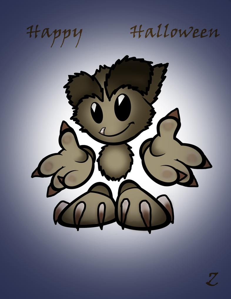 Werwolf Halloweencostume Fella by Kulzitura
