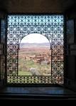 Iron window forged by Leina1