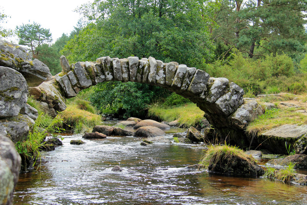 The bridge of the fairies.