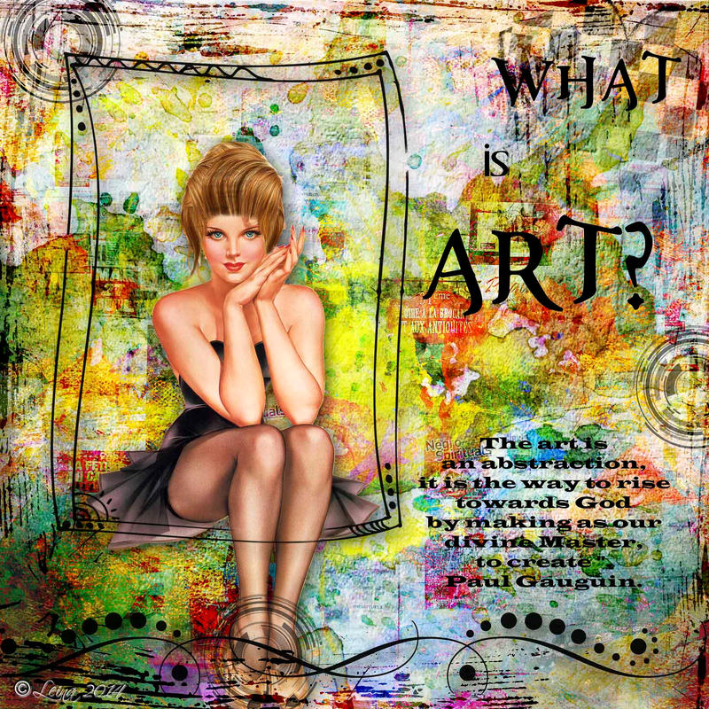 What is ART? by Leina1