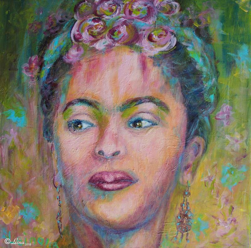 Frida Kalho by Leina1