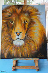 The King by Leina1