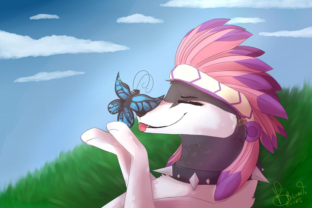 Butterfly by EspiritoBrilhante