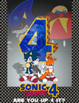 Sonic The Hedgehog 4 Poster
