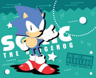 The most famous hedgehog in the world by Linkabel32
