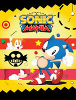 Feel the mania, Sonic Mania! by Linkabel32