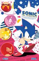 Sonic The Hedgehog by Linkabel32