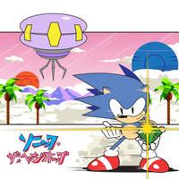 Sonic Mania Plus-Dimension Heist