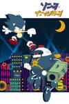 Hi-Spec Robo Go! Sonic vs Heavy Gunner