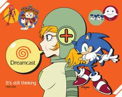 Happy birthday Sega Dreamcast! by Linkabel32