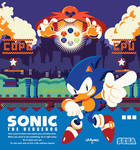 28 years of Sonic The Hedgehog
