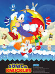 Sonic and Knuckles | Sonic The Screensaver