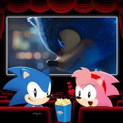 Sonic movie date
