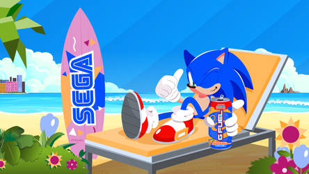 Sonic The Hedgehog summer 2020