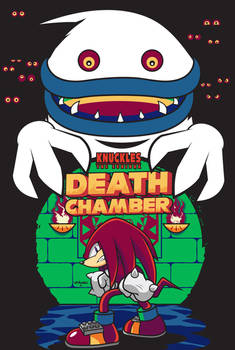 Sonic Adventure 2- Knuckles Death Chamber