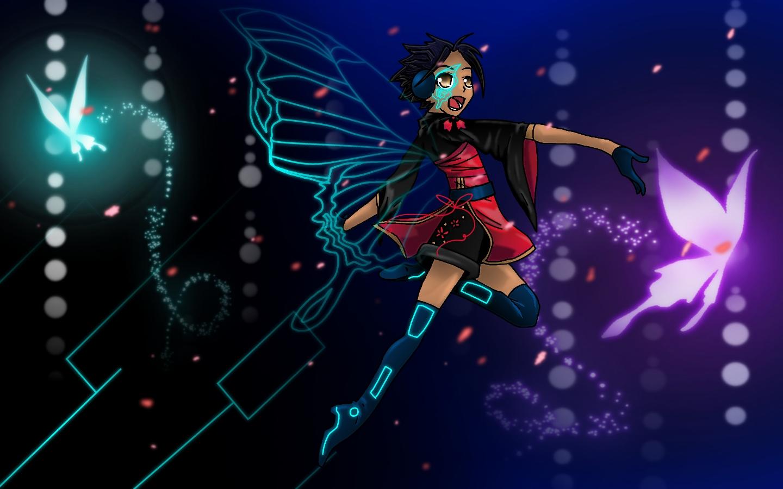 Little Butterfly by RandomDraggon