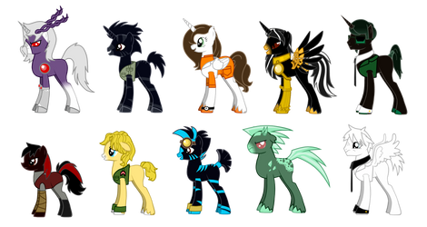 Ponies of Providence
