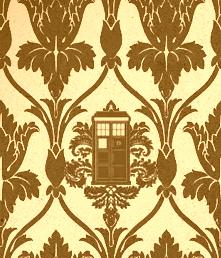 Wholock Wallpaper by RandomDraggon