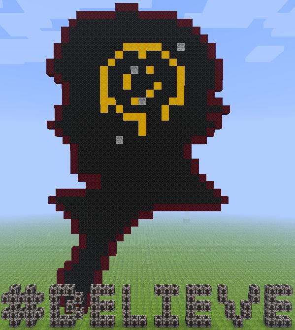 The Blocks Have Spoken by RandomDraggon
