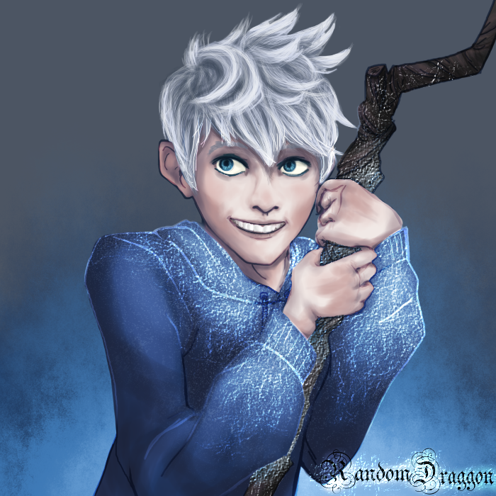 Jack Frost by RandomDraggon