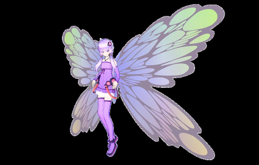 Moonlight Butterfly Wings DL by RandomDraggon