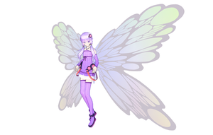 Moonlight Butterfly Wings DL by DesertDraggon