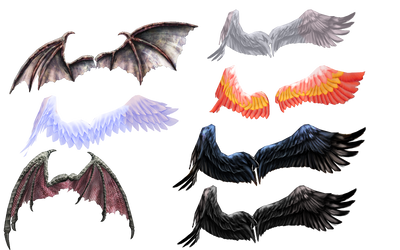 Ginjishi Wings DL LINK