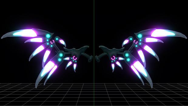 Cyber Wings DL Link