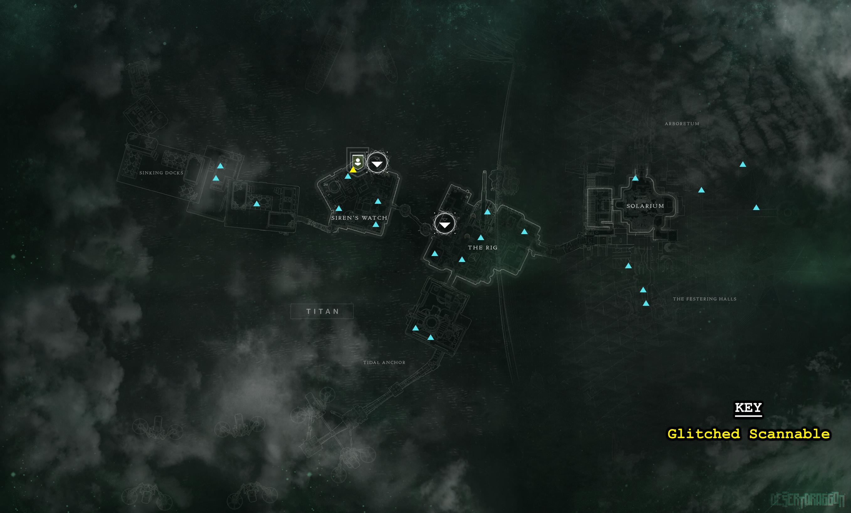 All Scannable Locations Maps+WM Update > Destiny 2 | Forums | Bungie net