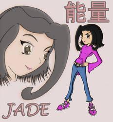 Jade Chan - 15 by LinkG07