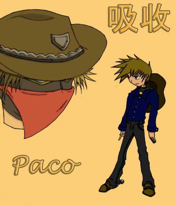 Paco - 15 by LinkG07
