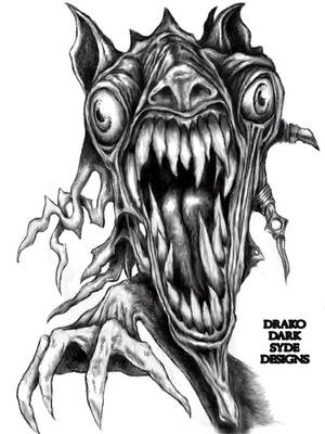 Drako Dark Syde: Rodent Disobedient Malcontent... by MoodDisorder