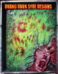 Drako Dark Syde: Head in a Box III by MoodDisorder